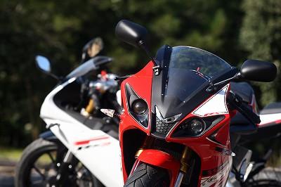 <b>リエフ</b>~スペインよりの使者~:バイクは赤だとのたまへり:So-netブログ